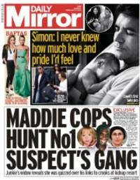 madeleine mccann: all eyes on the dead black man